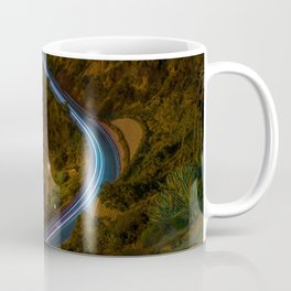 Cove Road - Dana Point Coffee Mug