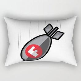 F Bomb Rectangular Pillow