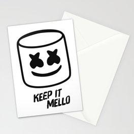 Marshmello - Keep it Mello Stationery Cards