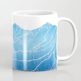 Colorado Mountain Ranges_Breckenridge Tenmile Range Coffee Mug