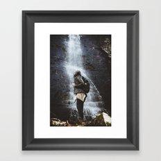 Soak It In Framed Art Print