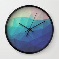 colorado Wall Clocks featuring Colorado by Scott Gordon