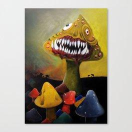 Magic Man Canvas Print