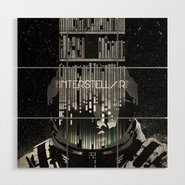 Interstellar Wood Wall Art