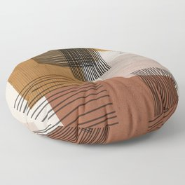 Modern Pattern Floor Pillow