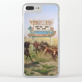 Frontier Clear iPhone Case