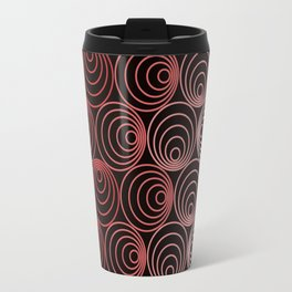 Op Art 107 Travel Mug