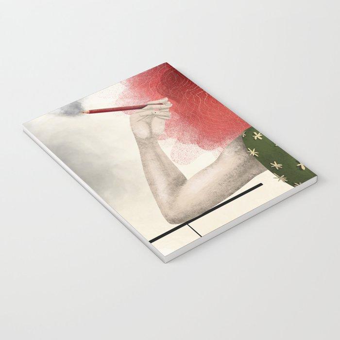 Smoking Notebook