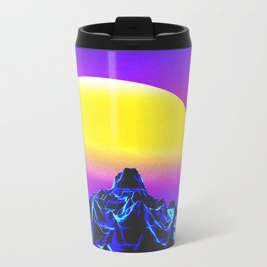 Blizzard Metal Travel Mug