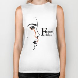 Franc Friday - When You See It Biker Tank