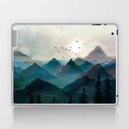 Mountain Sunrise II Laptop & iPad Skin