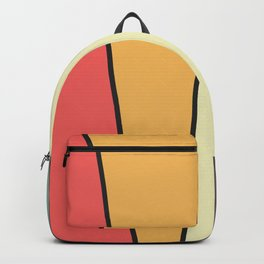 Colorful Mountain Backpack