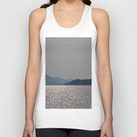 sailboat Tank Tops featuring sailboat by Alyson Cornman Photography