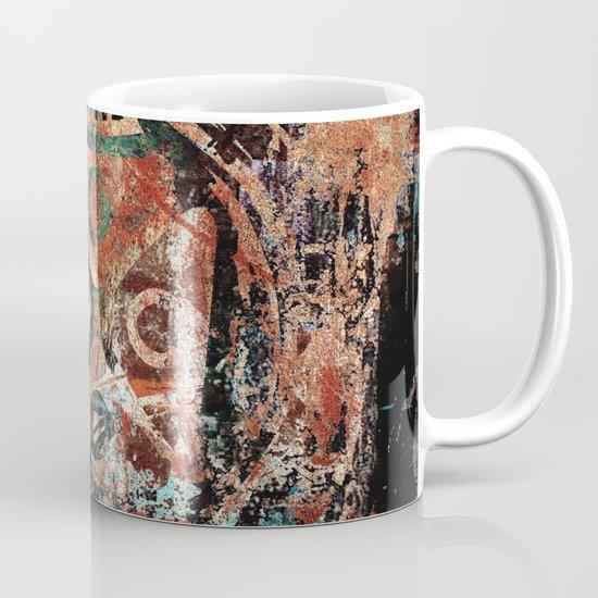 Mandala Pré-Colombiana Mug