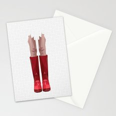 My lovely rain booths Stationery Cards