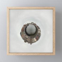 DUBLIN Framed Mini Art Print