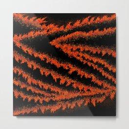 Foliage Dreams Metal Print