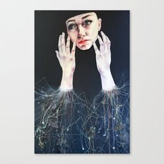 I will make magic Canvas Print