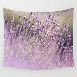 Spring Purple II Wall Tapestry