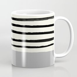 Storm Grey x Stripes Coffee Mug