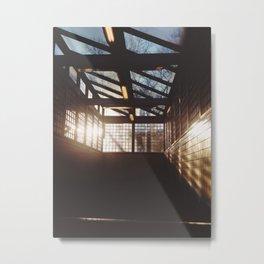 sunny septa Metal Print