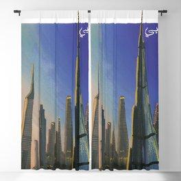 Dubai, United Arab Emirates Blackout Curtain