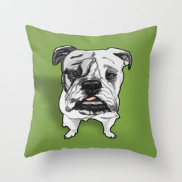 You Gonna Eat That? Throw Pillow
