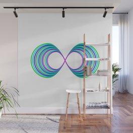 infinity Wall Mural