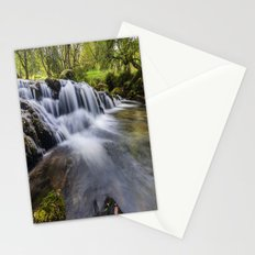 Mountian Water  Stationery Cards