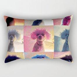 The Doocy Warhola Rectangular Pillow