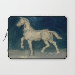 "Vincent van Gogh ""Plaster Statuette of a Horse"" Laptop Sleeve"