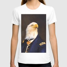 Chic Eagle General T-shirt