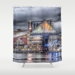 Baltimore Shower Curtains | Society6