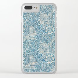 Marigolds Clear iPhone Case