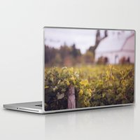 wine Laptop & iPad Skins featuring Wine by Simon Laroche