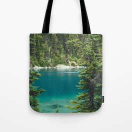 Garibaldi Lake Tote Bag