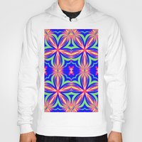 psychedelic art Hoodies featuring Psychedelic  by 2sweet4words Designs