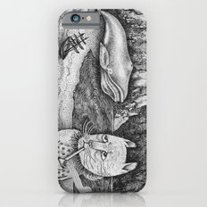 The Whale, The Castle & The Smoking Cat iPhone 6s Slim Case
