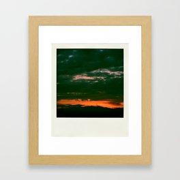photo by car #2 Framed Art Print
