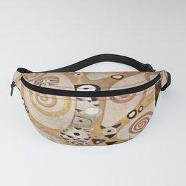 Gustav Klimt - Lebensbaum Fanny Pack