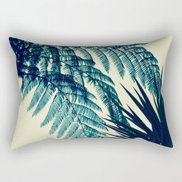 Green of the Tropics Rectangular Pillow