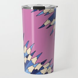 Dueling Pencils Travel Mug