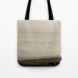 Beyond the Mist Tote Bag