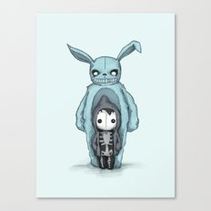 Plushie Darko Canvas Print