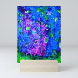 Color Expression 1 Mini Art Print