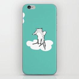 Flying Fox by Amanda Jones iPhone Skin