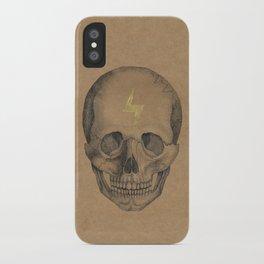 """""""26"""" Skull iPhone Case"""