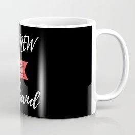 My New Husband - Just Married Coffee Mug