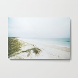 Pit-stop swims. Metal Print