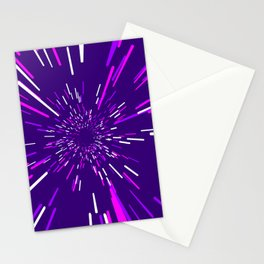 Space Trip 2 Stationery Cards